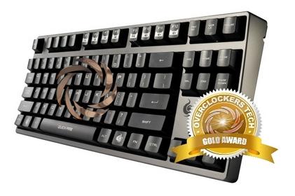 CoolerMaster 'storm' Quickfire Rapid Keyboard