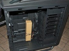 Possible removal of hdd bays?