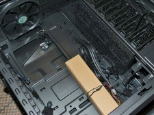 Cosmos SE motherboard tray section